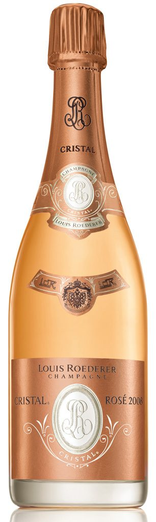 Louis Roederer Cristal Rosé 2008 — Champagne Louis Roederer