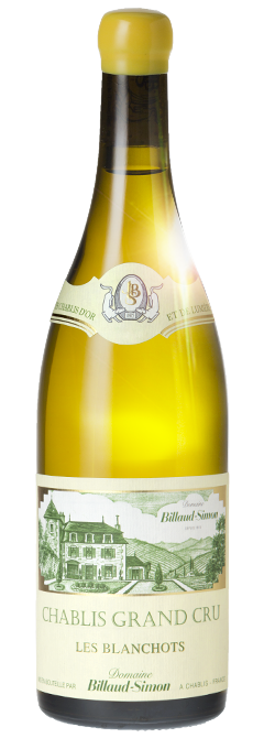 "Domaine Billaud-Simon Chablis ""Bougros"" Grand Cru 2016 — Domaine Billaud-Simon"