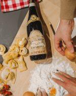 Amarone and Handmade Pasta