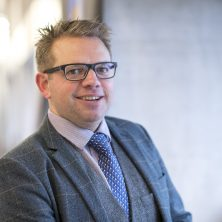 Adam Baggott — Sales Manager, South & South West