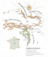 Louis Roederer Map