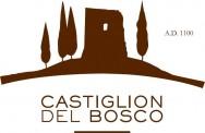 Castiglion del Bosco Logo Rosso