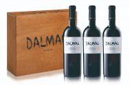 Dalmau 3 bottle wooden case