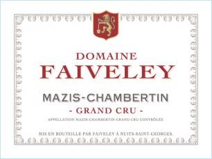 "Domaine Faiveley Mazis-Chambertin Grand Cru 2014 is a ""Collector's Wine"""