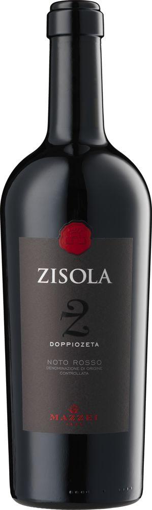 Zisola Doppiozeta Noto Rosso DOC 2015 — Zisola