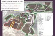 Finca Ygay Sub Vineyard Map