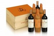 Reserva 6 Bottle Wooden Box