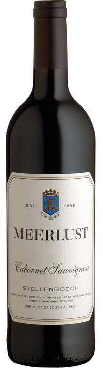 Meerlust Cabernet Sauvignon 2012 — Meerlust Estate