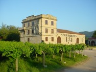 Pazo de Barrantes Winery