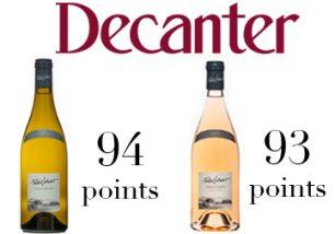 Pascal Jolivet receives top Decanter scores