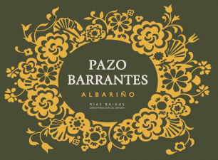 93 Decanter Points for Pazo Barrantes Albariño