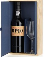 Ramos Pinto 10YO Tawny + Glass Gift Box