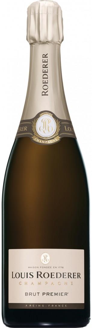 Louis Roederer Brut Premier NV — Champagne Louis Roederer