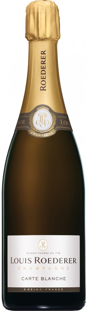 Louis Roederer Carte Blanche NV — Champagne Louis Roederer