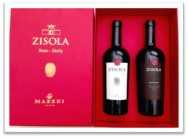 Zisola 2012 & Doppiozeta 2011 Two Bottle Gift Pack