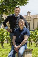 Jean-Francois and Christian Ott