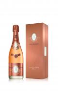 Louis Roederer Cristal Rose 2012 Gift Box