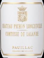 Château Pichon Longueville Comtesse de Lalande New Label