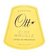 Clos Mireille Blanc Label