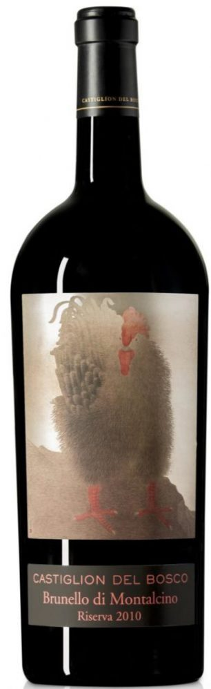 Zodiac 2010, Year of the Rooster, received 99 James Suckling points