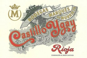 Castillo Ygay 2005 – another accolade