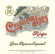 Castillo Ygay Label NV