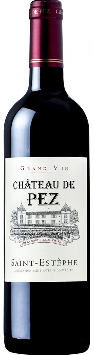 Château de Pez 2014 — Château de Pez