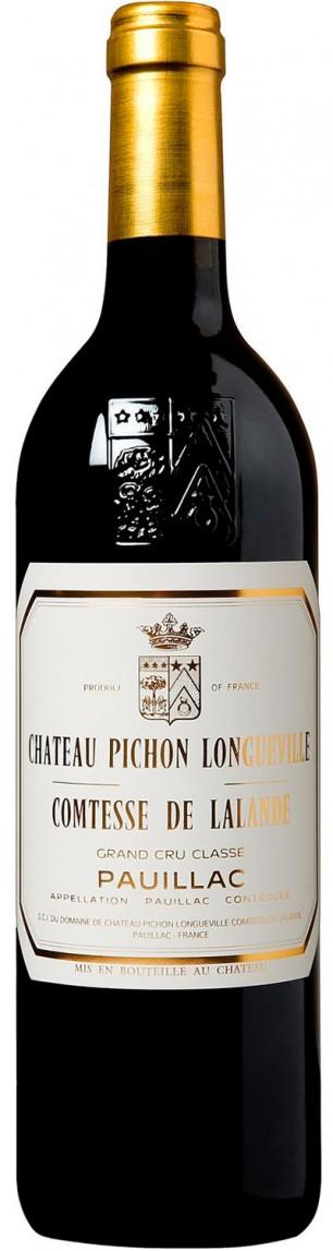 Château Pichon Longueville Comtesse de Lalande 2015 — Château Pichon Lalande