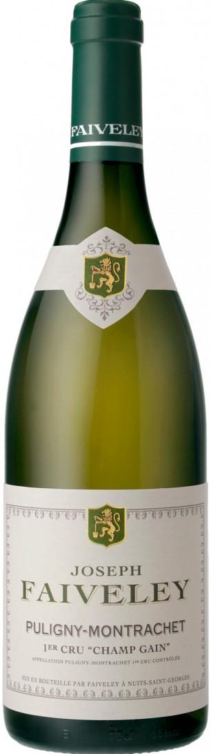 "Puligny-Montrachet ""Champ Gain"" 2010 — Domaine Faiveley"
