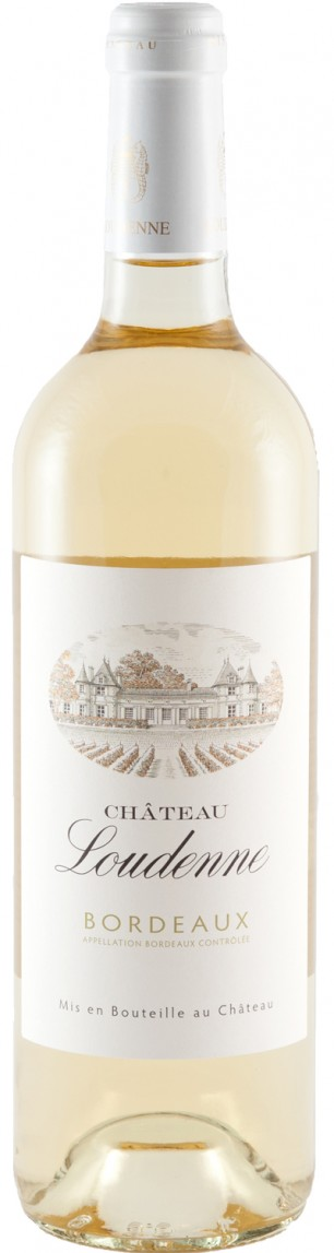 Château Loudenne Blanc 2011 —
