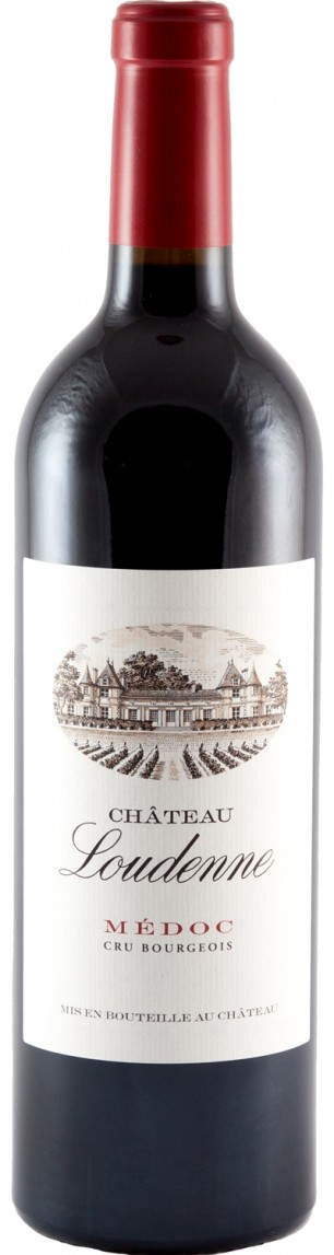 Château Loudenne Rouge 2007 —
