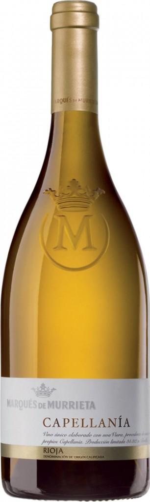 Marqués de Murrieta Blanco Reserva 'Capellania' 2009 — Marqués de Murrieta
