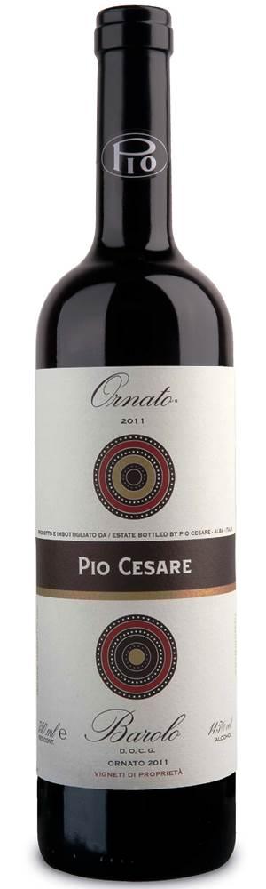 Pio Cesare Barolo 'Ornato' 2011 — Pio Cesare