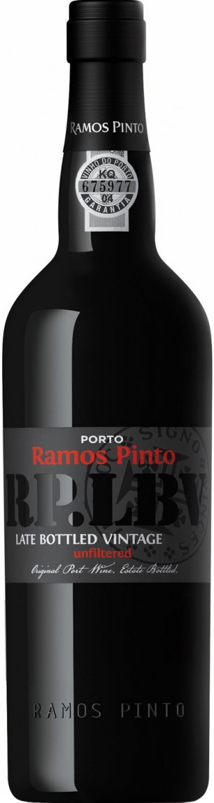 Ramos Pinto Late Bottled Vintage Unfiltered 2013 — Ramos Pinto