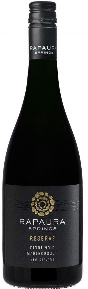 Rapaura Springs Reserve Pinot Noir 2017 — Rapaura Springs