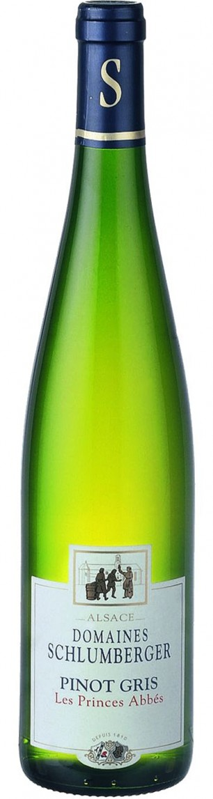 Domaines Schlumberger Pinot Gris 'Les Princes Abbes' 2013 — Domaines Schlumberger