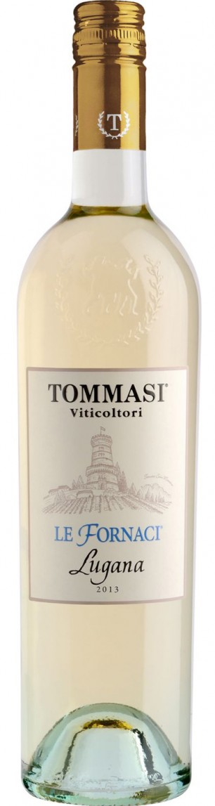 Tommasi 'Le Fornaci' Lugana DOC 2013 — Tommasi