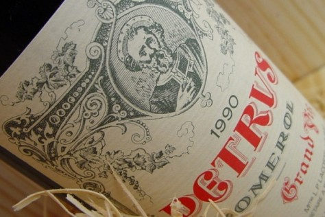Petrus tops Sotheby's charts