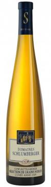 Gewurztraminer Cuvée Anne 2009 — Domaines Schlumberger