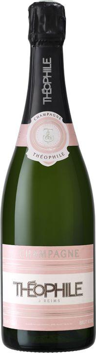 Théophile Brut Rosé NV — Champagne Théophile