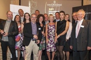 CLR International Wine Writers Awards 2014