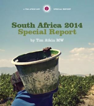 Tim Atkin's South Africa Report 2014