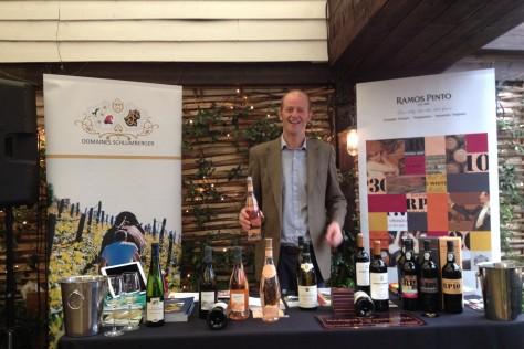 MMD at Soho House Wine Fair 2014