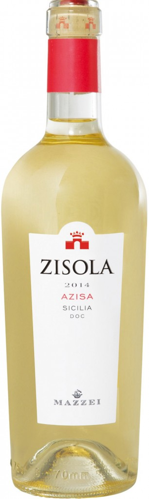Zisola 'Azisa' Grillo Catarratto 2015 — Zisola