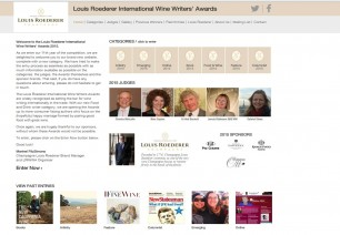 Louis Roederer International Wine Writers launches new website
