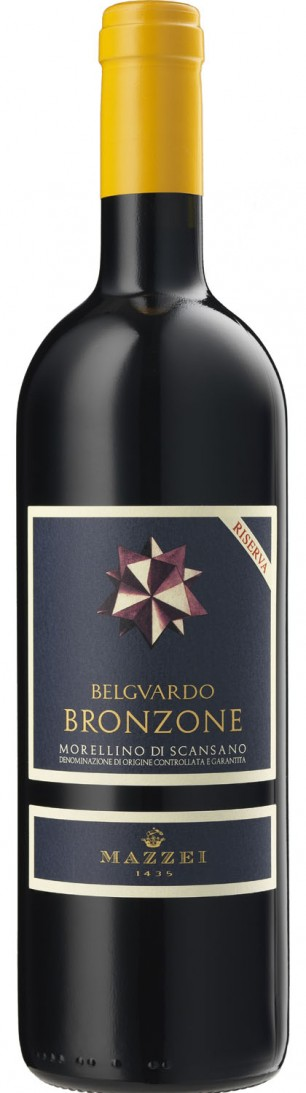 Belguardo 'Bronzone' Morellino di Scansano Riserva 2011 — Belguardo