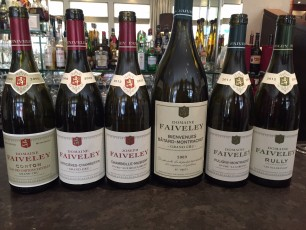 Domaine Faiveley Grand Cru Lunch at The Square