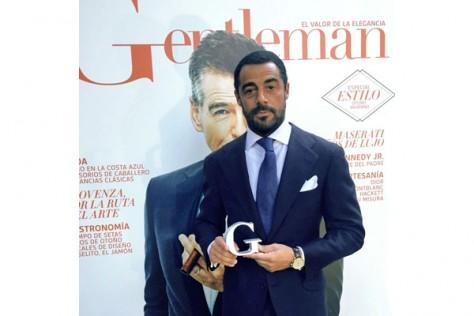 A third award for Vicente Dalmau Cebrián-Sagarriga.