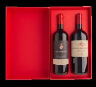 Chianti Classico 2016 & Chianti Classico Gran Selezione 2015 Two Bottle Gift Pack