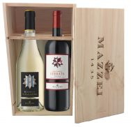 Vermentino 2015 & Serrata 2012 Two Bottle Gift Pack